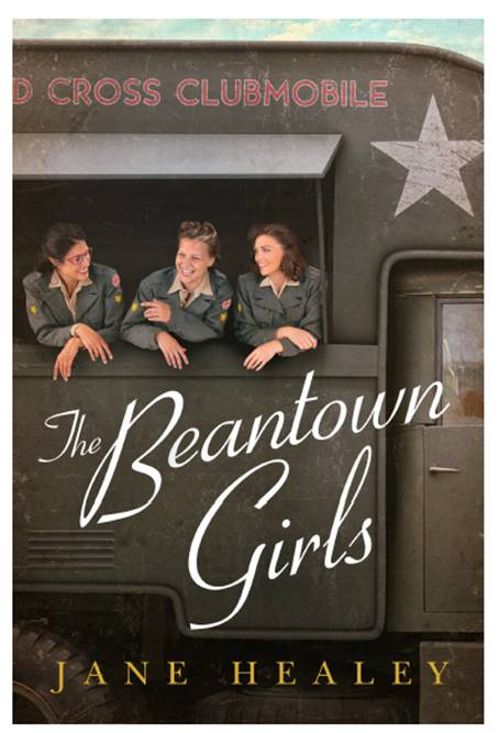 THE BEANTOWN GIRLS Release Day!