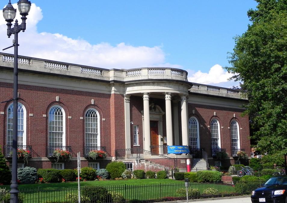Waltham Public Library