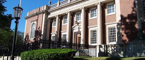 Lucius Beebe Memorial Library
