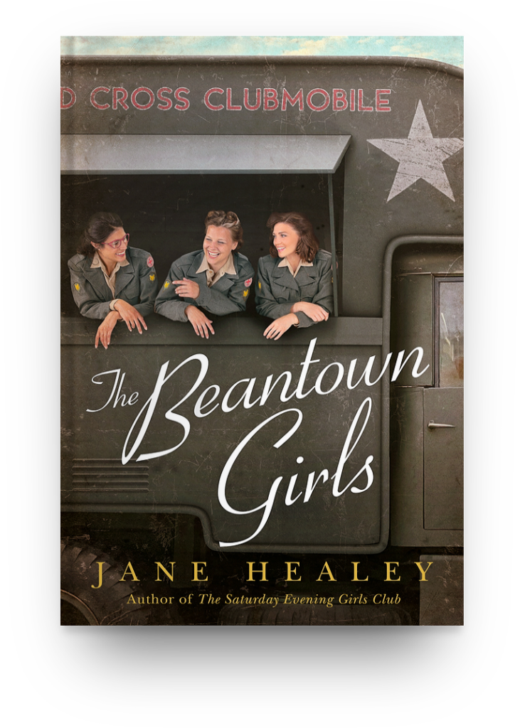 The Beantown Girls book cover