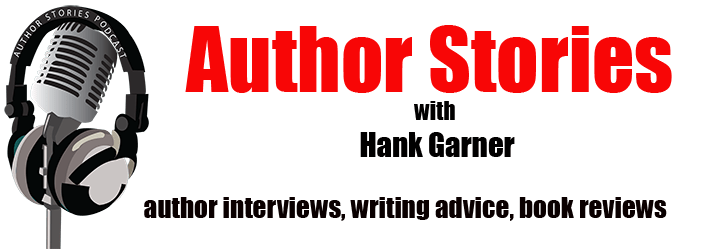Author Stories with Hank Garner